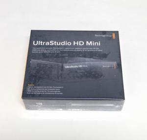 【新品】Blackmagic Design キャプチャー・再生ソリューション UltraStudio HD Mini (BDLKULSDMINHD)